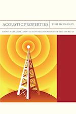 Acoustic Properties (Flashpoints, nr. 26)