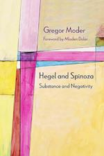 Hegel and Spinoza (Diaeresis)