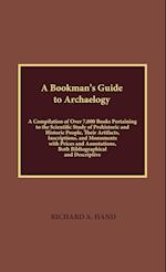 A Bookman's Guide to Archaeology (Bookmans guide to Americana)