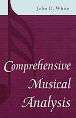 Comprehensive Musical Analysis af White