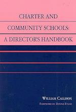Charter and Community Schools