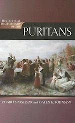 Historical Dictionary of the Puritans (Historical Dictionaries of Religions, Philosophies, and Movements Series, nr. 79)