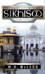Historical Dictionary of Sikhism (Historical Dictionaries of Religions, Philosophies, and Movements Series, nr. 59)