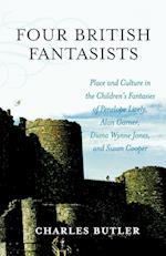 Four British Fantasists af Charles Butler