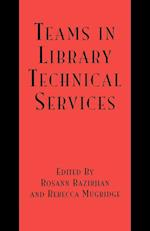 Teams in Library Technical Services