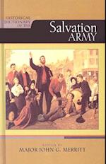 Historical Dictionary of The Salvation Army (Historical Dictionaries of Religions, Philosophies, and Movements Series, nr. 68)