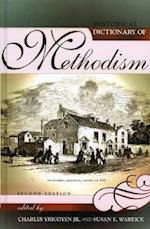 Historical Dictionary of Methodism af Susan E Warrick, Frank Baker