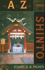 The A to Z of Shinto af Stuart D B Picken