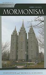 Historical Dictionary of Mormonism af Davis Bitton, Thomas G Alexander