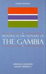 Historical Dictionary of The Gambia af David Perfect, Arnold Hughes
