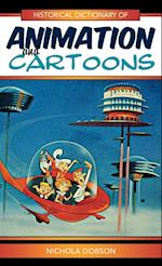 Historical Dictionary of Animation and Cartoons af Nichola Dobson