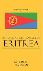 Historical Dictionary of Eritrea (Historical Dictionaries of Africa, nr. 114)