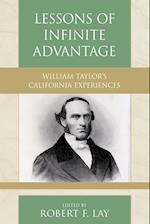 Lessons of Infinite Advantage (Pietist and Wesleyan Studies, nr. 32)