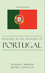 Historical Dictionary of Portugal (Historical Dictionaries of Europe, nr. 73)