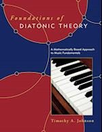 Foundations of Diatonic Theory