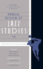 Annual Review of Jazz Studies af Edward Berger, Henry Martin