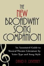 New Broadway Song Companion af David P Devenney