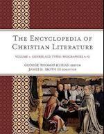 The Encyclopedia of Christian Literature (The Encyclopedia of Christian Literature)
