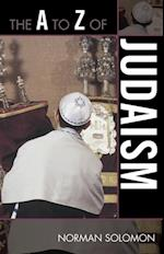 A to Z of Judaism