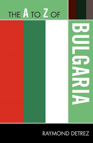 A to Z of Bulgaria, The