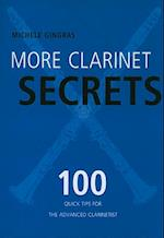 More Clarinet Secrets af Michele Gingras