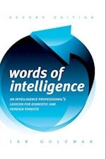 Words of Intelligence (Scarecrow Professional Intelligence Education Series, nr. 14)