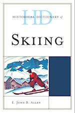 Historical Dictionary of Skiing (Historical Dictionaries of Sports)