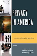 Privacy in America