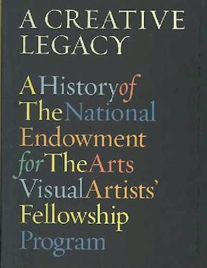 Bog, hardback Creative Legacy af Bill Ivey