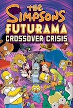 The Simpsons Futurama Crossover Crisis af Matt Groening, Bill Morrison