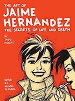 Art of Jaime Hernandez