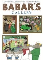 Babar's Gallery af Laurent de Brunhoff