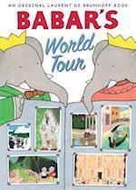 Babar's World Tour af Laurent de Brunhoff