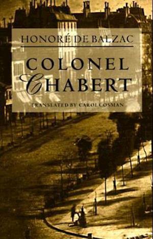 Bog paperback Colonel Chabert af Honore De Balzac Carol Cosman