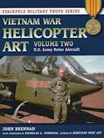 Vietnam War Helicopter Art af John Brennan