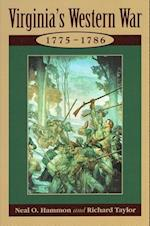 Virginia's Western War af Neal O Hammon, Richard Taylor