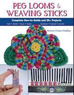 Peg Looms & Weaving Sticks