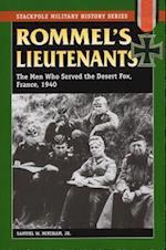 Rommel's Lieutenants af Samuel W Mitcham
