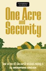 One Acre and Security (Stackpole Classics)