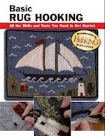 Basic Rug Hooking (How to Basics)