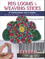 Peg Looms and Weaving Sticks