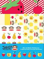 Julius Mix and Match Stationery af Paul Frank, Paul Frank Industries
