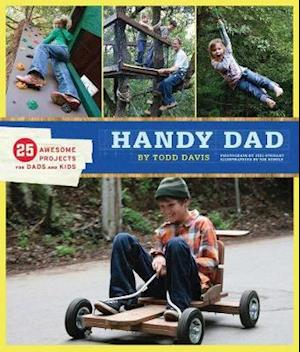 Bog, paperback Handy Dad af Todd Davis