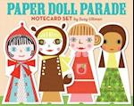Paper Doll Parade Notecard Set by Suzy Ultman af Suzy Ultman