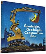 Goodnight, Goodnight, Construction Site af Sherri Duskey Rinker, Tom Lichtenheld