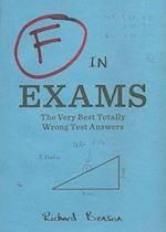 F in Exams af Richard Benson