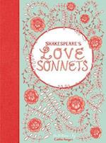 Shakespeare's Love Sonnets af William Shakespeare, Caitlin Keegan