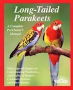 Long-Tailed Parakeets af Annette Wolter