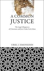 Common Justice (Divinations Rereading Late Ancient Religion)