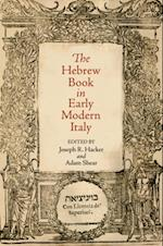 Hebrew Book in Early Modern Italy